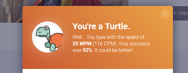 Typing Speed Test - Check your typing skills