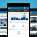 Aplicația WordPress pentru Android face figuri